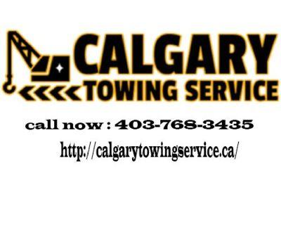 Calgary Towing Service