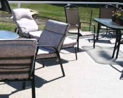 Balcony and Patio Cleaning Services