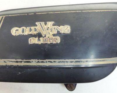 Right Hand Side Cover Rh 1975 Honda Gold Wing Gl1000 83600-431-6700 Sh3