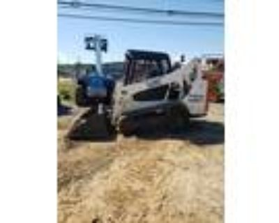 2016 Bobcat T590 Earth Moving and Construction