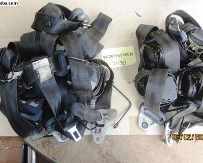 vanagon front seat belts 21-30
