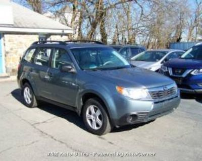 2010 Subaru Forester 2.5X with Special Edition Package Auto