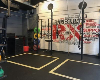Brand New! Fully equipped personal training space. Clean & edgy., New York, NY