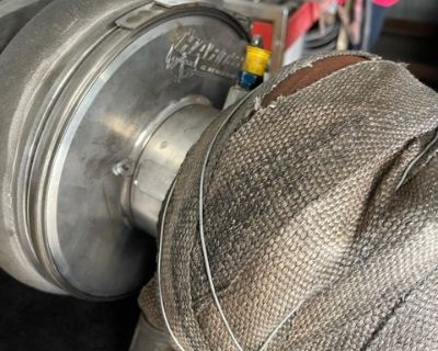 Turbo/Intercooler/Pump/Exhaust Manifold SBJD