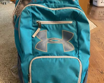 Girls Under Armour backpack