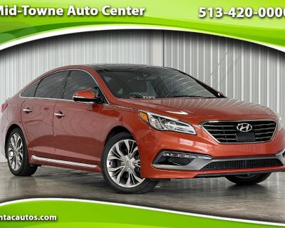 Used 2015 Hyundai Sonata 4dr Sdn 2.0T Limited w/Gray Accents