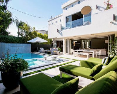Chic and Fun Modern Home - Beverly Hills/West Hollywood Adjacent/Grove, LOS ANGELES, CA