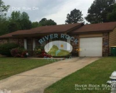 11800 Doe Run Dr, Little Rock, AR 72209 3 Bedroom House