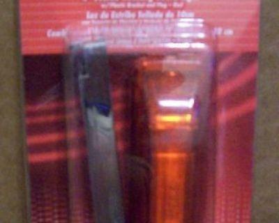 "Blazer International 4"" Sealed Led Running Board Light Red Trailer Truck"