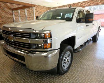 "2018 Chevrolet Silverado 2500HD 4WD Crew Cab 167.7"" Work Truck"