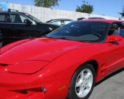 1998 Pontiac Firebird Firebird 1SG