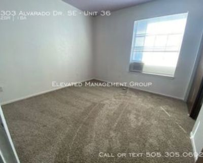 303 Alvarado Dr Se #36, Albuquerque, NM 87108 2 Bedroom Apartment