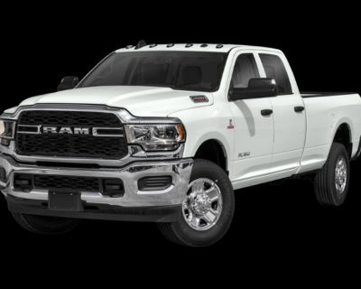 New 2022 RAM 2500 Tradesman 4WD