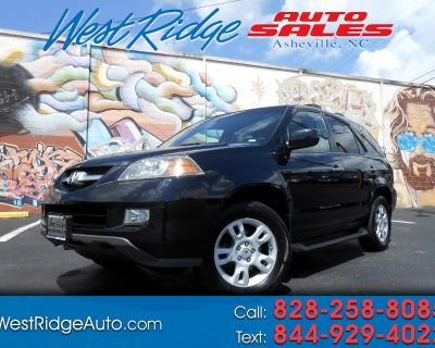 Used 2005 Acura MDX 4dr SUV AT Touring RES