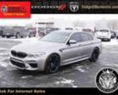 2019 BMW M5 Black, 8K miles