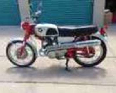 1968 Honda Cl160d Scrambler