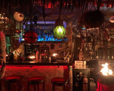 Exotic Tiki Bar - Speak Easy, Redondo Beach, CA