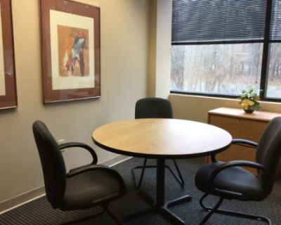 Private Office near NC State, Raleigh, NC