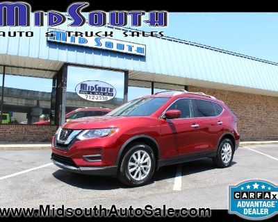 Used 2018 Nissan Rogue SV FWD
