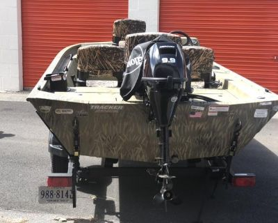 2020 Tracker Grizzly 1754 SC