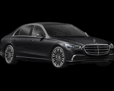 New 2022 Mercedes-Benz S-Class S 580 AWD 4MATIC