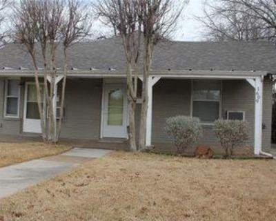 1609 Virginia Pl #A, Fort Worth, TX 76107 1 Bedroom Apartment