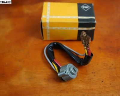 NOS Ignition Switch SWF (803 905 861 A) German