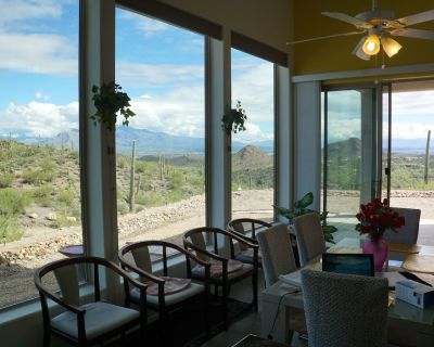 Panoramic City views that will sweep you off your feet! - Tucson