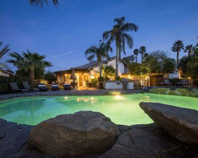 Agave Estate-Gorgeous 6 bdr Spanish Estate Property on 1/2 Acre - LQ Lic #230956 - La Quinta Cove