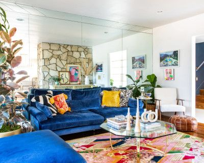 Mid Century Modern Home with lots of Natural Light, PASADENA, CA