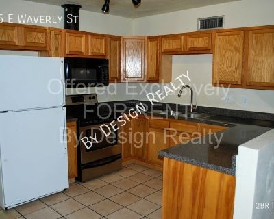 Walk or Bike to UofA from this 2 Bed 1 Bath Duplex with a HUGE FENCED YARD