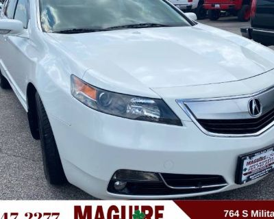 2014 Acura TL Technology Package