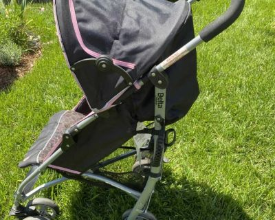 Travel stroller - light and reclines