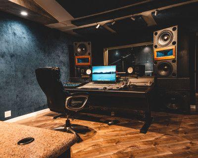 Top Tier Recording Studio, north hollywood, CA