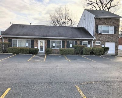 Free Standing Retail Space for Lease in the Heart of St. Matthews