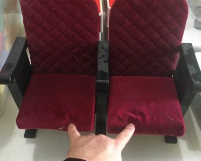 American Girl Doll Movie Theater Seats