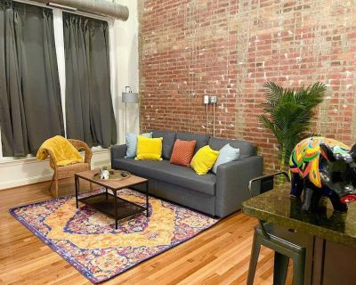 Upscale Loft | Close to Inner Harbor - Downtown Baltimore
