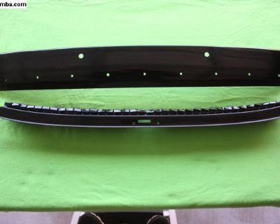 2 Fold Ragtop /Sunroof Parts Header Bows