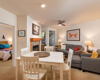 Vacation In Style | Walk to Base Area | Perfect Colorful Condo - Winter Park