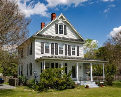 Irvington Country Getaway House - Irvington