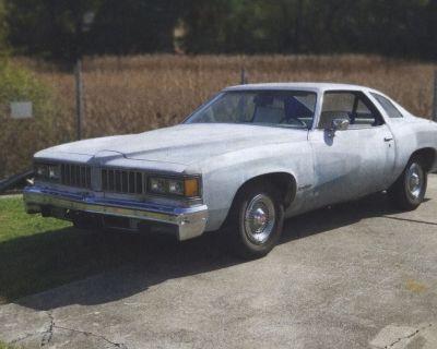 1977 Pontiac Lemans Sport Coupe