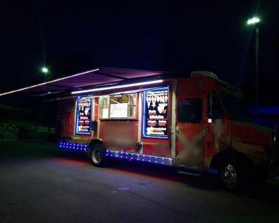 The Ultimate Ice Cream Truck - Chevy / step van / 1988