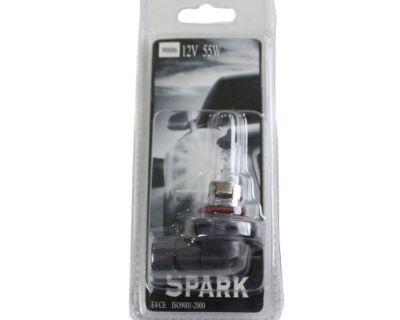 New Spark 1x 9006 12v 55w Replacement Auto Driving Headlight Fog Light Bulb