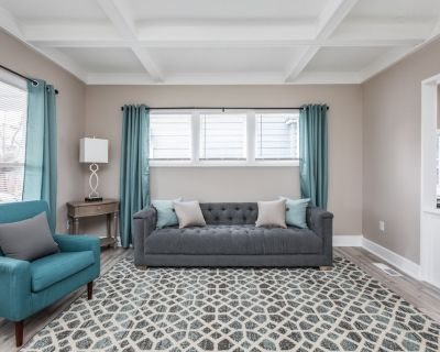 Spacious & Cheery -Family Friendly - 5min to downtown - Near Eastside