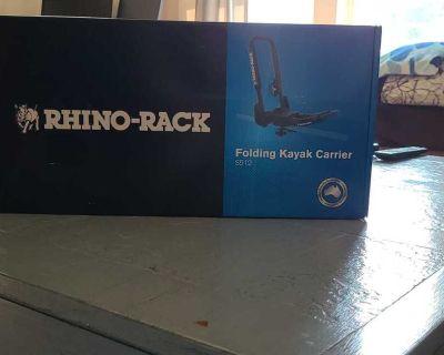 RHINO RACK Folding Kayak Carrier S512