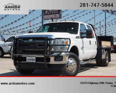 2014 Ford F350 Super Duty Crew Cab & Chassis for sale