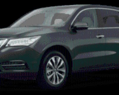 2015 Acura MDX Technology Package