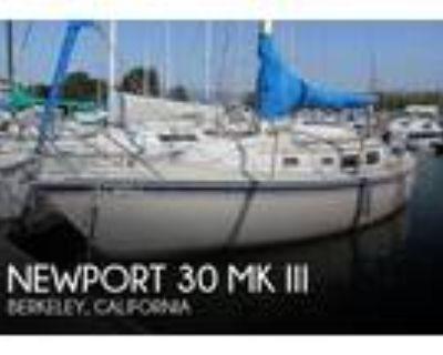 30 foot Newport 30 MK III