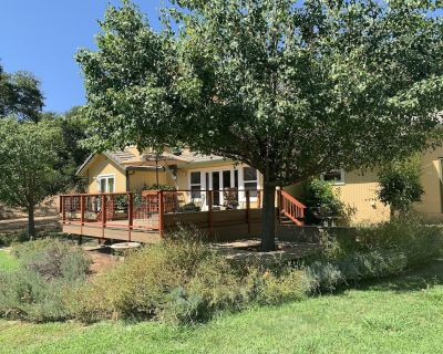 Gorgeous House with Cherry Orchard in Sierra Foothills! - Shingle Springs