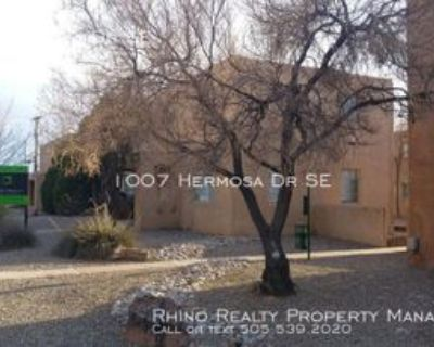 1007 Hermosa Dr Se, Albuquerque, NM 87108 2 Bedroom House